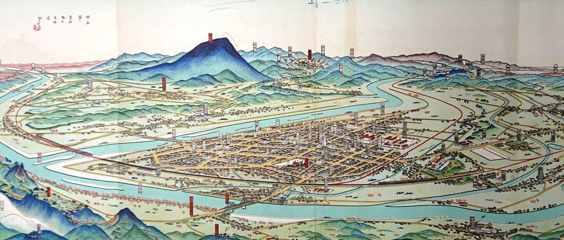過去の北上市